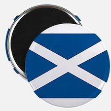 """Scotland Flag, Scottish Flag 2.25"""" Magnet (10 pack"""