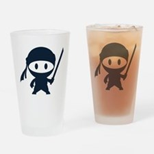 Ninja Drinking Glass