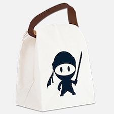 Ninja Canvas Lunch Bag