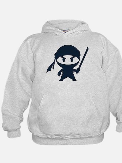 Angry ninja Hoody