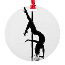 pole dancer 1 Ornament