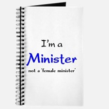 just minister Journal