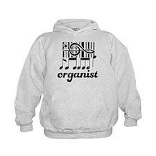 Organist Music Gift Hoodie