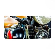 1936 el knucklehead Aluminum License Plate