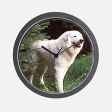 Pyr in the Woods<br>Wall Clock