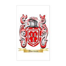 Aberdeen Decal