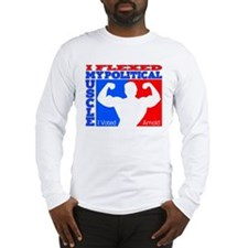 I Voted Arnold Long Sleeve T-Shirt