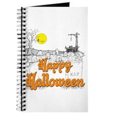 Halloween Graveyard Journal