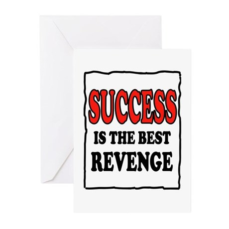SUCCESS Greeting Cards (Pk of 10)