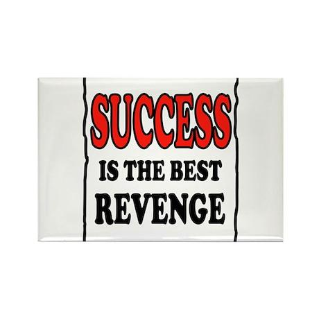 SUCCESS Rectangle Magnet