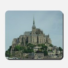 Mont Saint Michel Mousepad