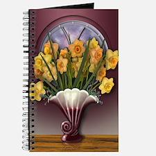 Cute Daffodils Journal