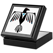 Native American Thunderbird Keepsake Box
