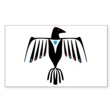 Native American Thunderbird Decal