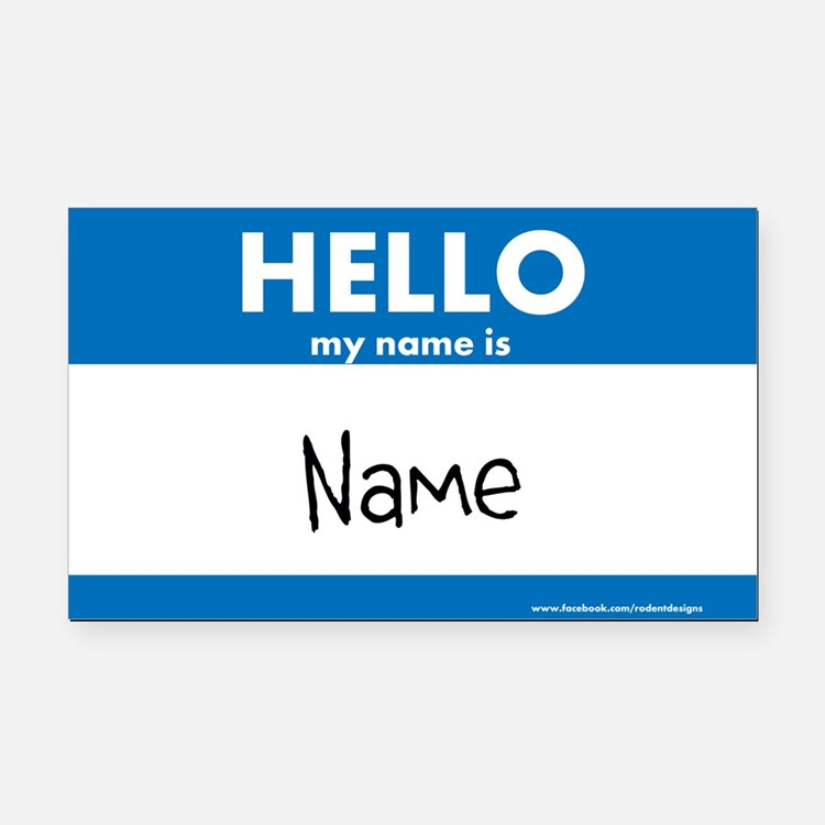 Names Car Magnets Personalized Names Magnetic Signs For Cars - Signs of cars with names