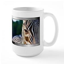 Zebra Eye Mug