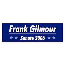 Gilmour 06 Bumper Bumper Sticker