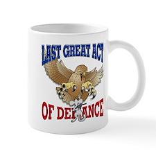 Last Great Act of Defiance v3 Small Mug