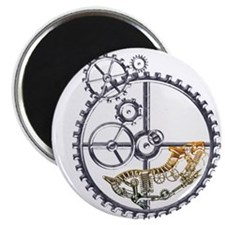 Industrial Hamster in a wheel Magnet