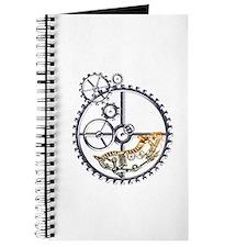 Industrial Hamster in a wheel Journal