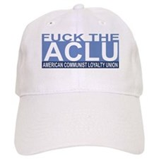 Fuck the ACLU Baseball Cap