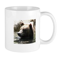 ALERT GRIZZLY BEAR Mug