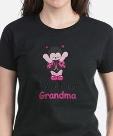 Walk For Grandma Tee