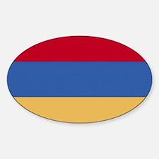 Flag of Armenia Decal
