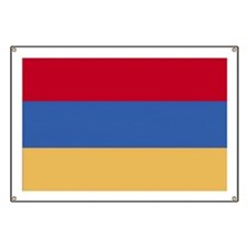 Flag of Armenia Banner