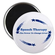 Power of Speech Therapy Magnet