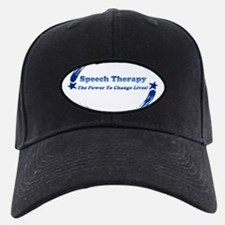 Power of Speech Therapy Baseball Hat