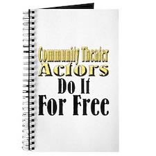 CT Actors Do It Journal