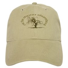 Gaelic Ghost Tree Baseball Baseball Cap