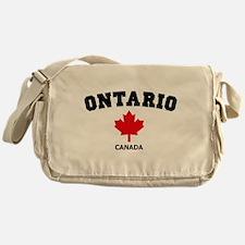 Ontario Messenger Bag