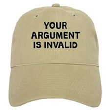 Your Argument Baseball Cap