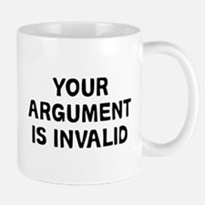 Your Argument Small Small Mug