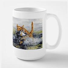 chesapeake Bay Retriever Large Mug