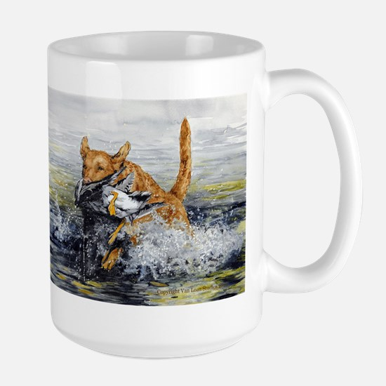 chesapeake Bay Retriever Large Mug
