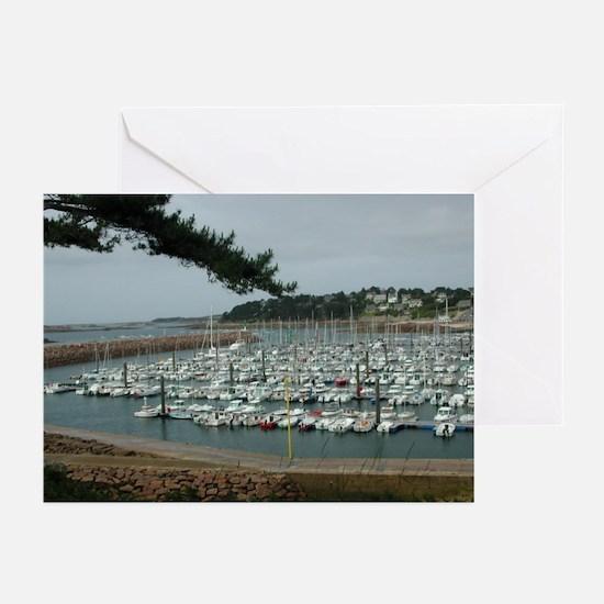 Trebourden Greeting Cards (Pk of 10)