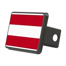 Flag of Austria Hitch Cover