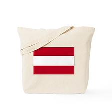 Flag of Austria Tote Bag