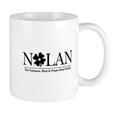 Nolan Irish Coffee Mug