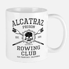 Alcatraz Rowing club Mug