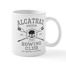 Alcatraz Rowing club Mug