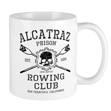 Alcatraz Rowing club Small Mug