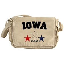 Iowa Messenger Bag