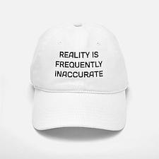 Reality Innacurate Baseball Baseball Cap