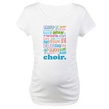 Choir Quote Shirt