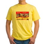 Mac Dill Field Florida Yellow T-Shirt