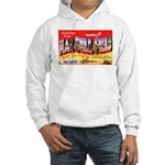 Mac Dill Field Florida (Front) Hooded Sweatshirt